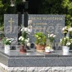 urnový hrob finský lablador nero