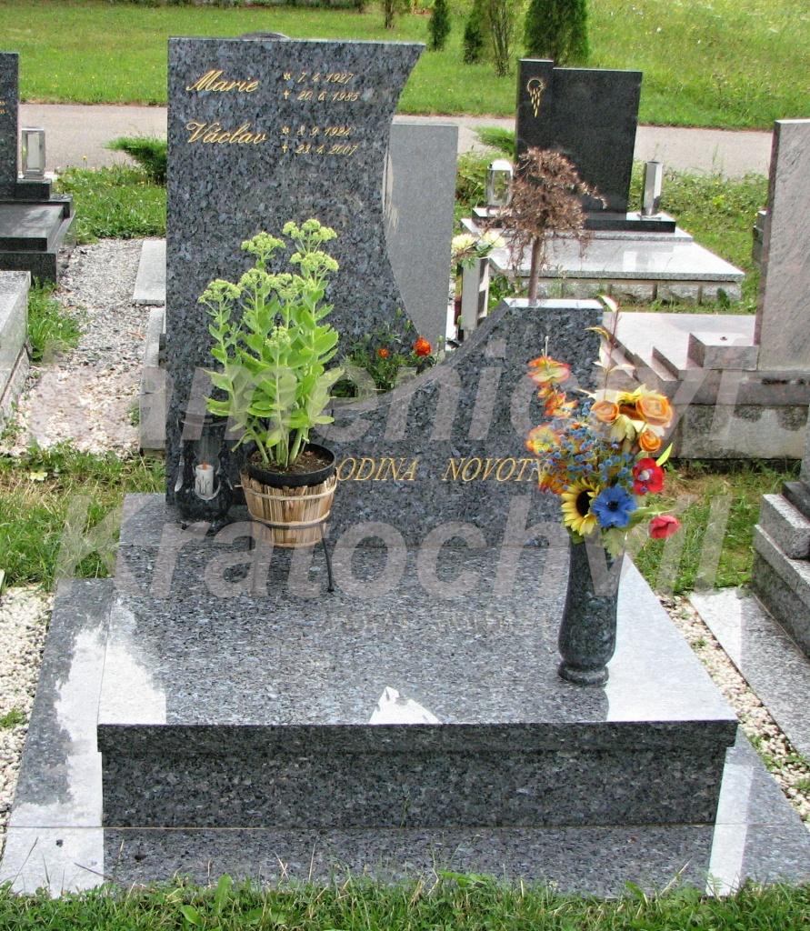 urnový hrob finský lablador