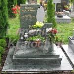 urnový hrob verde savana