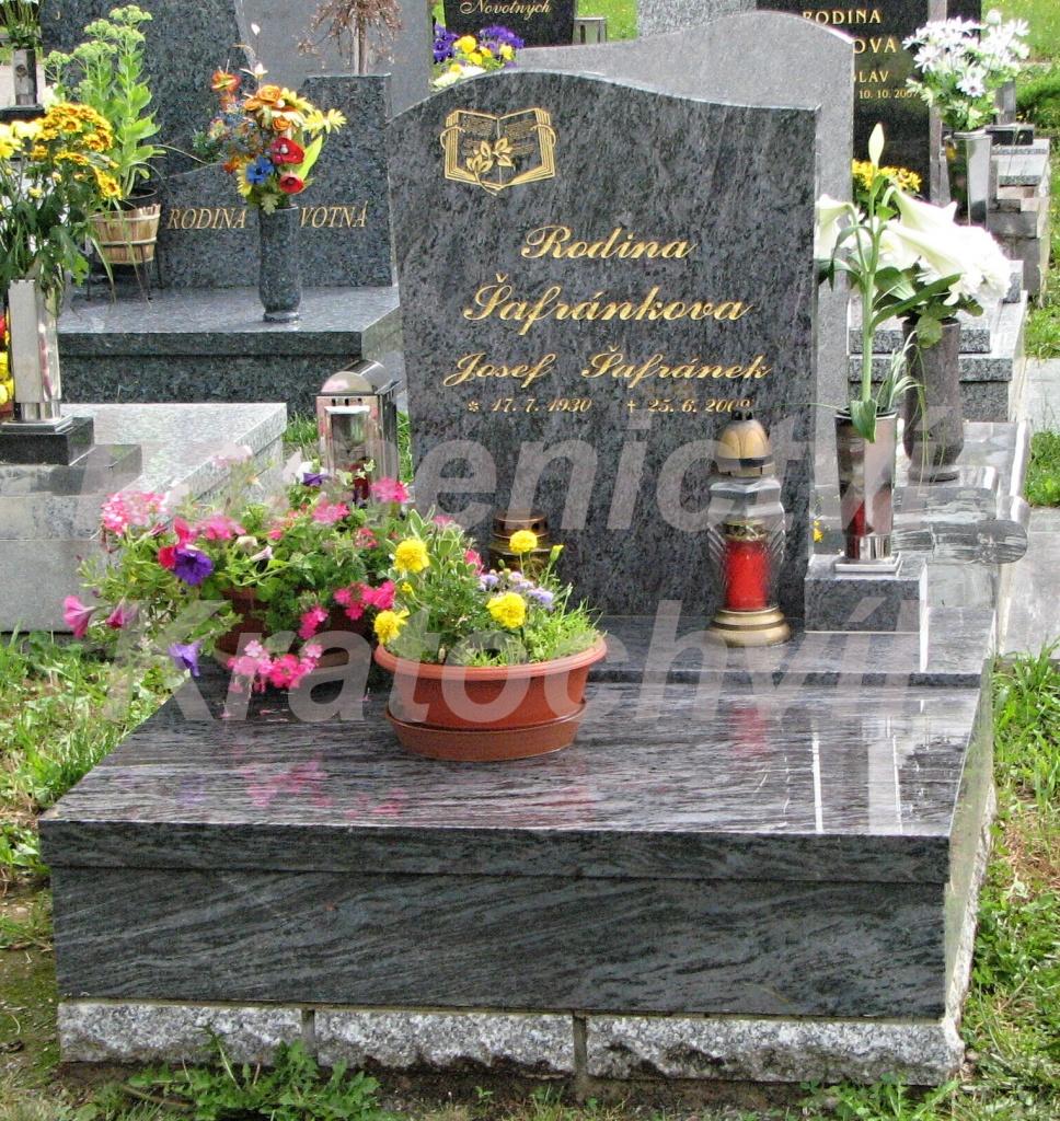 urnový hrob vizag blue